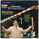 LSC-2674 - Broadway — I Love You ~ Sergio Franchi