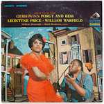 "LSC-2679 - Gershwin — Great Scenes From ""Porgy And Bess"" ~ Price • Warfield • Boatwright ~ Henderson"
