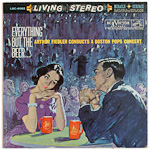 LSC-6082 - Everything But The Beer... Arthur Fiedler Conducts A Boston Pops Concert