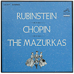 LSC-6177 - Chopin — The Mazurkas ~ Rubinstein