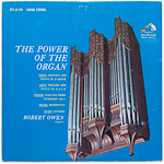 SPS-33-190 - The Power Of The Organ ~ Robert Owen